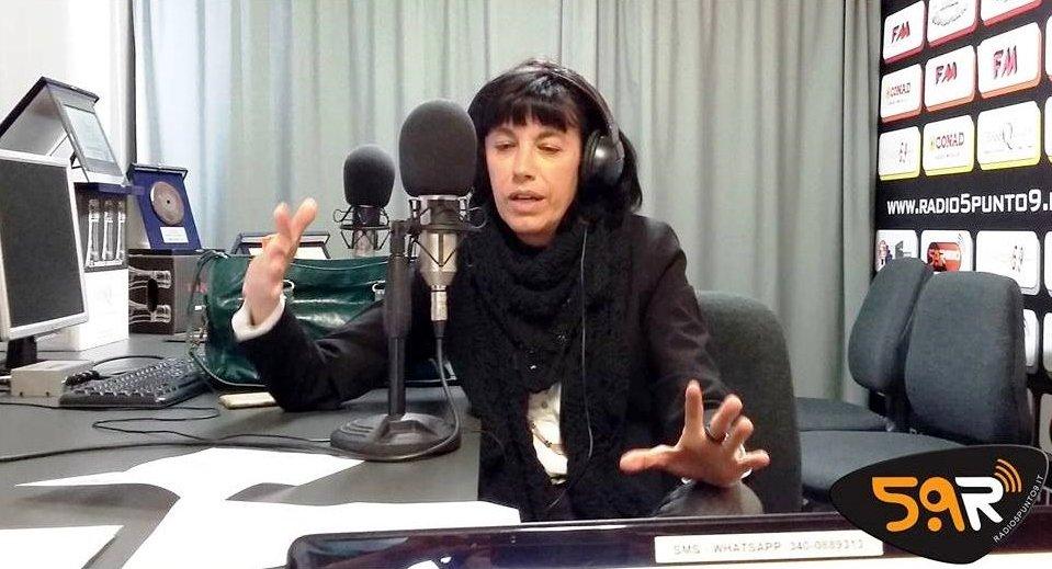 La mia intervista a Radio 5.9